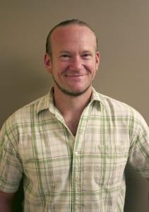 Kevin Graef headshot