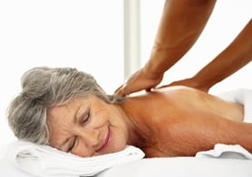 Old mature massage