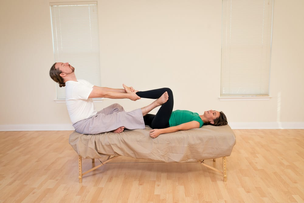 What is Table Thai Massage?