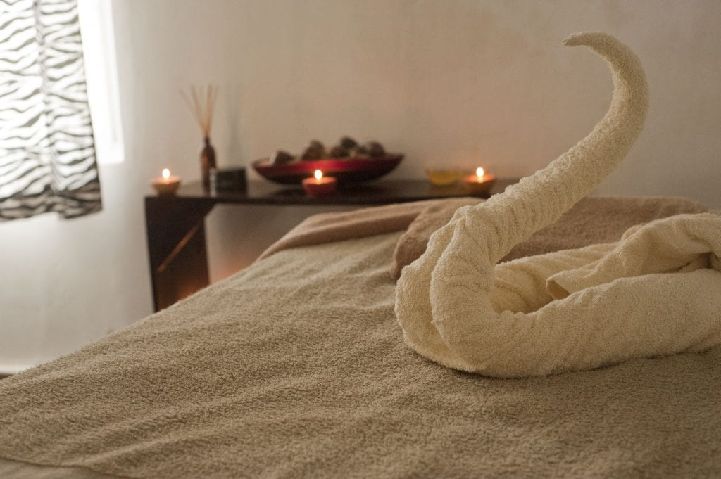 work for yourself and design your own massage space and services