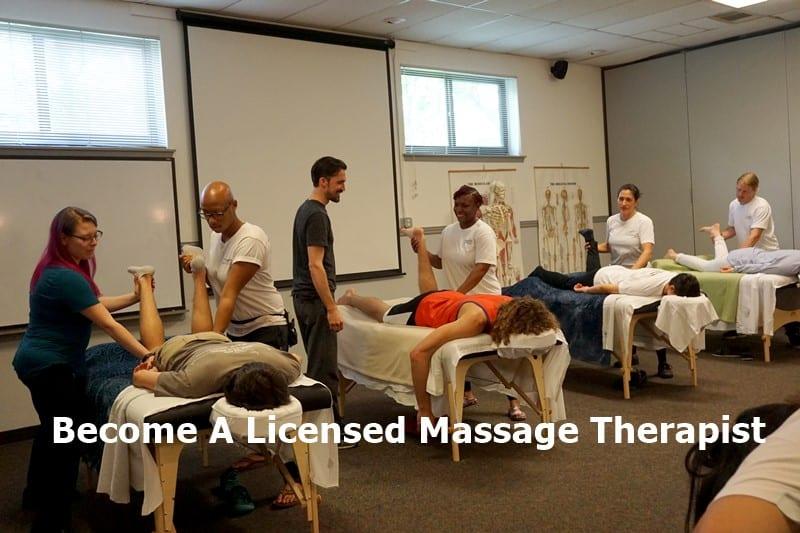 Licensed Massage Therapist Class